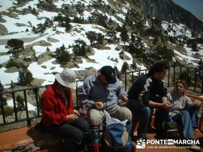 Multiaventura - Parque Nacional de Aigüestortes; club de montaña en madrid